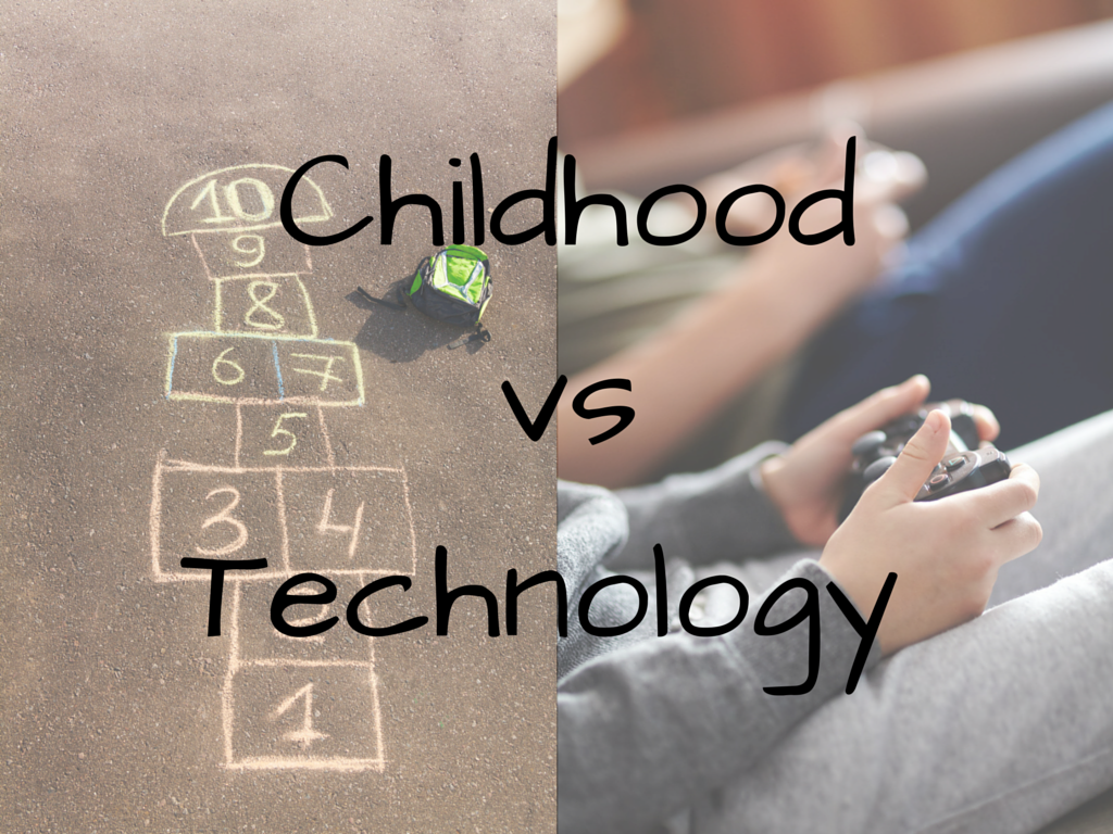 ChildhoodvsTechnology