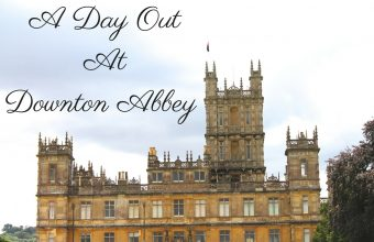 A Day Out At Downton Abbey