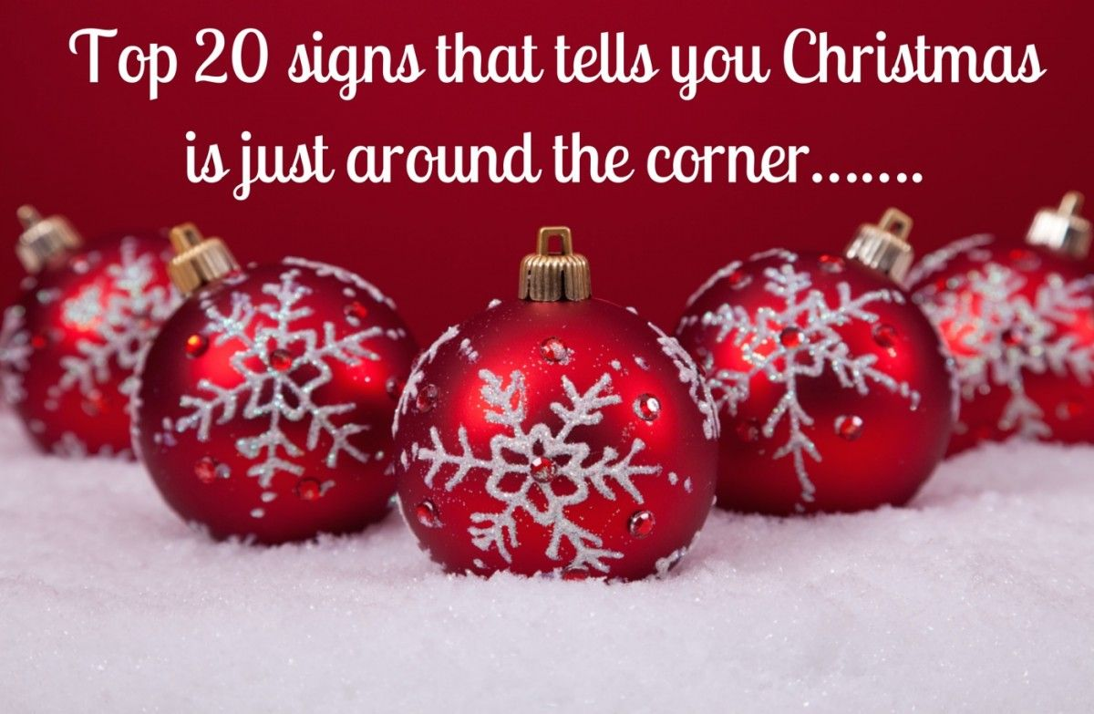 Christmas is just around the corner