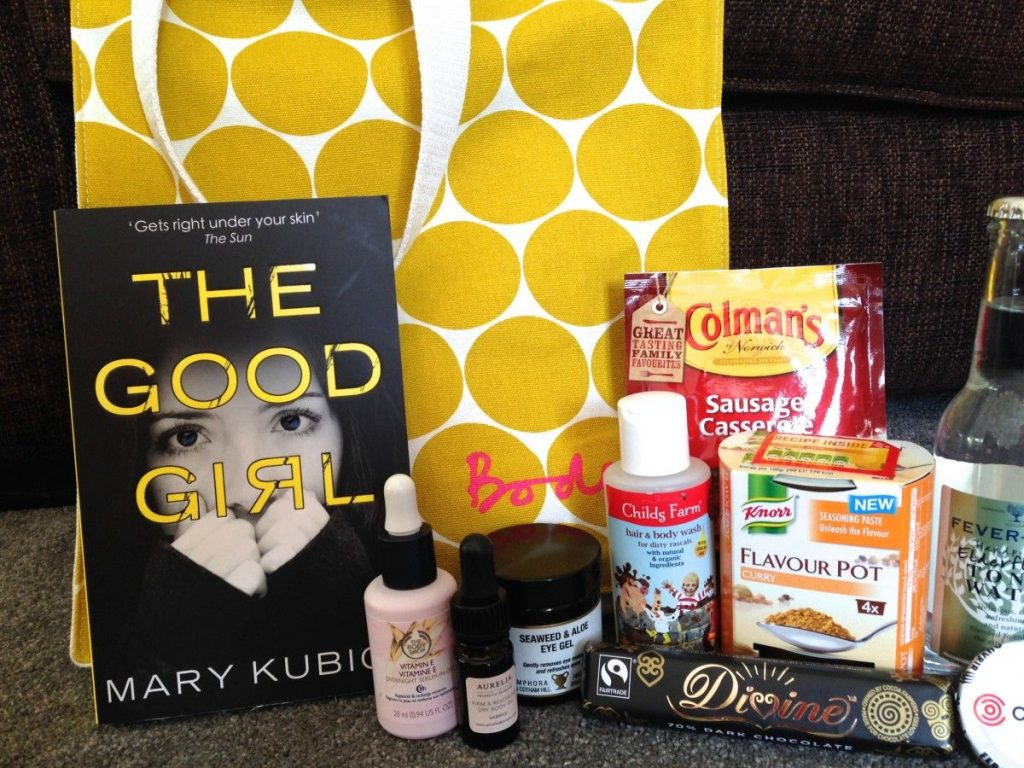 Blogfest Goody Bag 2014