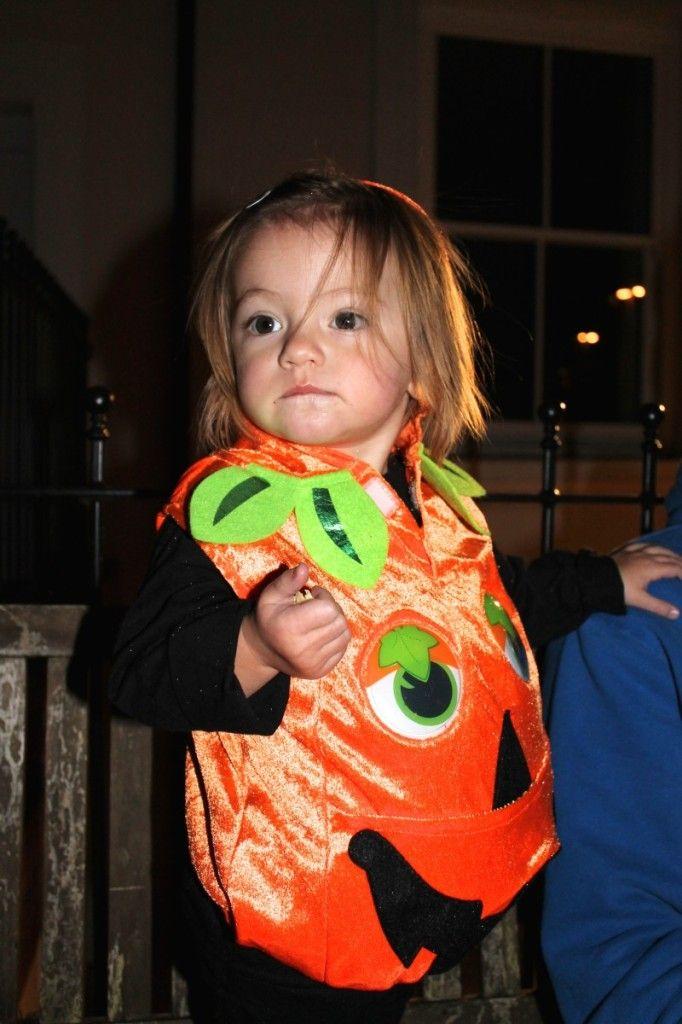 Ella Pumpkin Costume