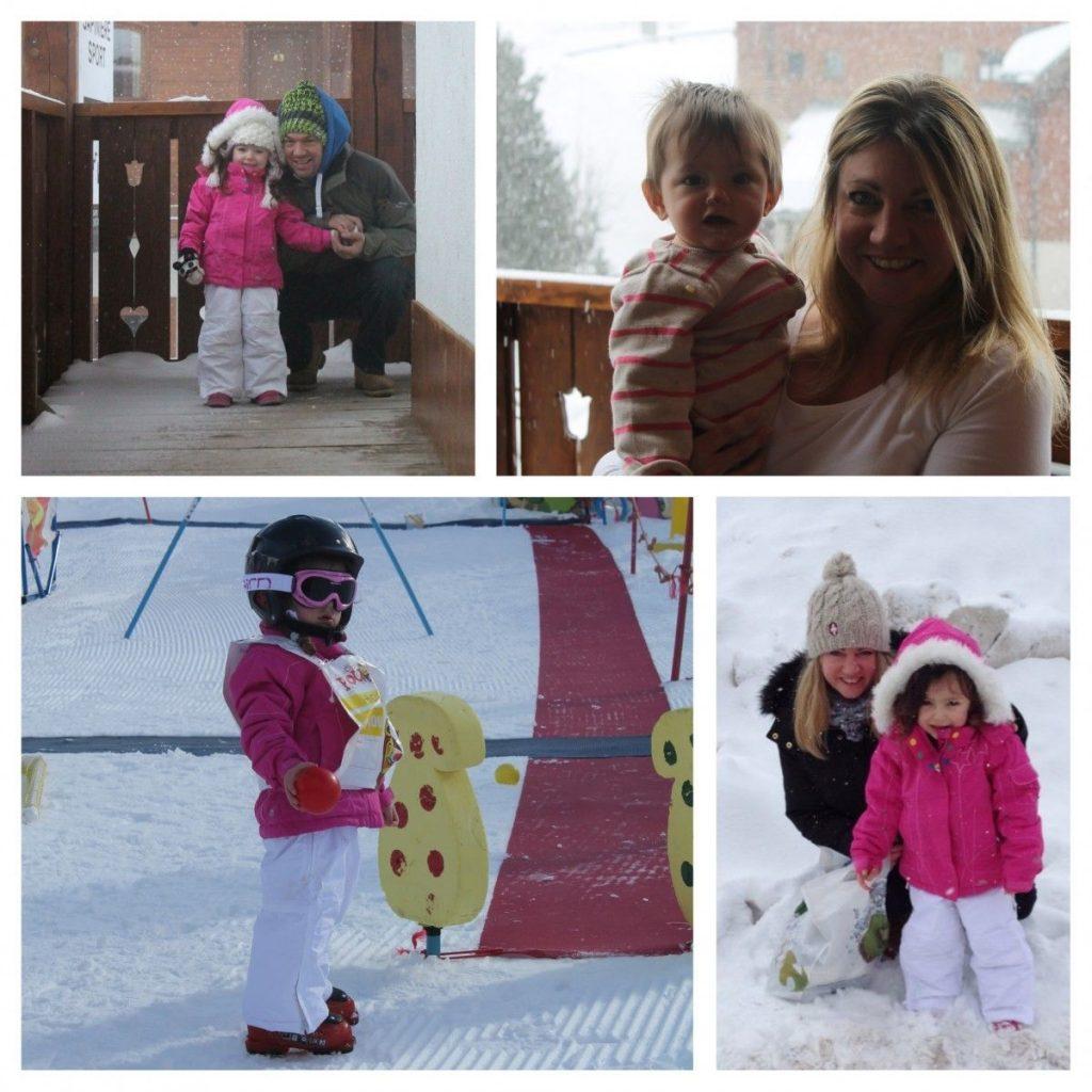 Feb ski