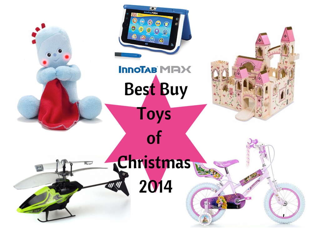 Best Buy Toys of Christmas 2014