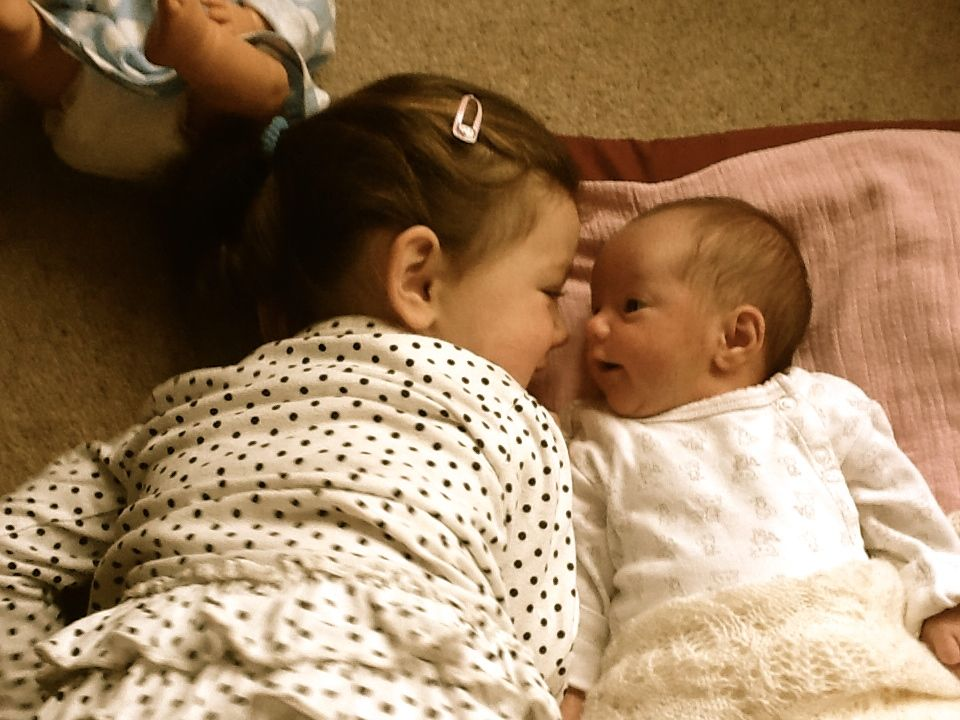 Sisterly Love - My Captured Moment
