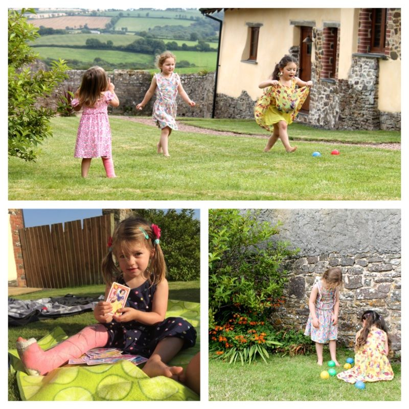 devoncottageoutsideplay