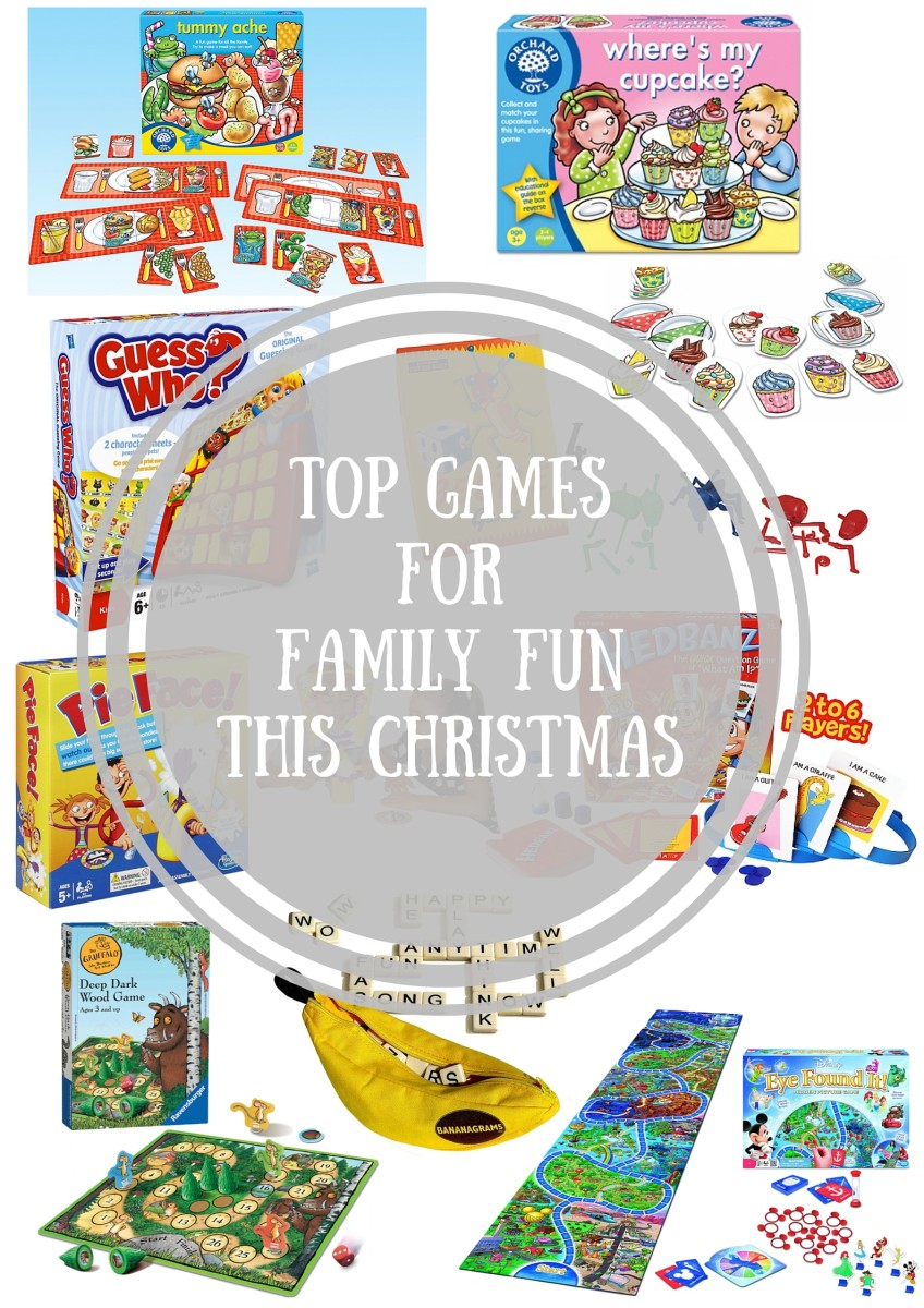 Gift Guide: Top Games for Family Fun This Christmas