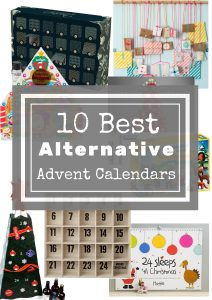 10 best alternative advent calendars. Black Bedroom Furniture Sets. Home Design Ideas