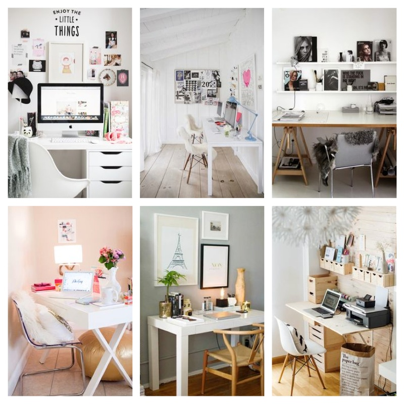 Lusting After A Beautiful Home Office Space Diary Of A