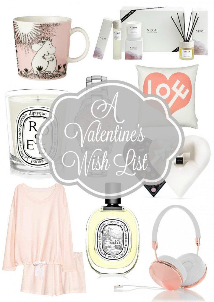 A Valentine's Wish List
