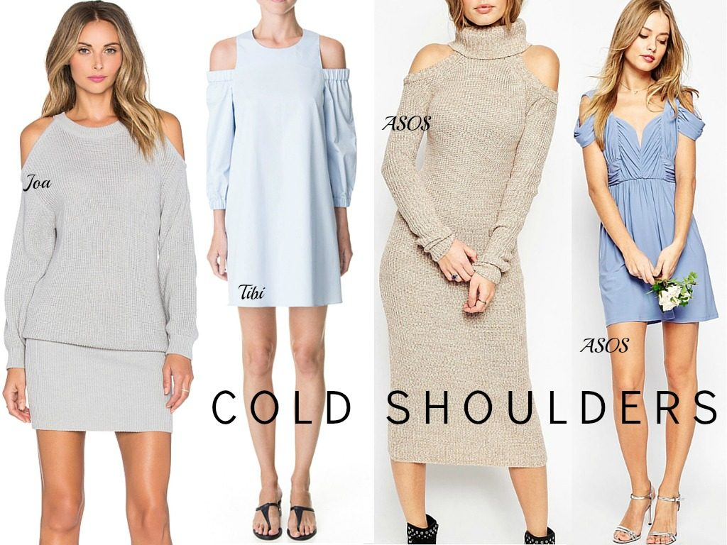 Lyst Cold Shoulders