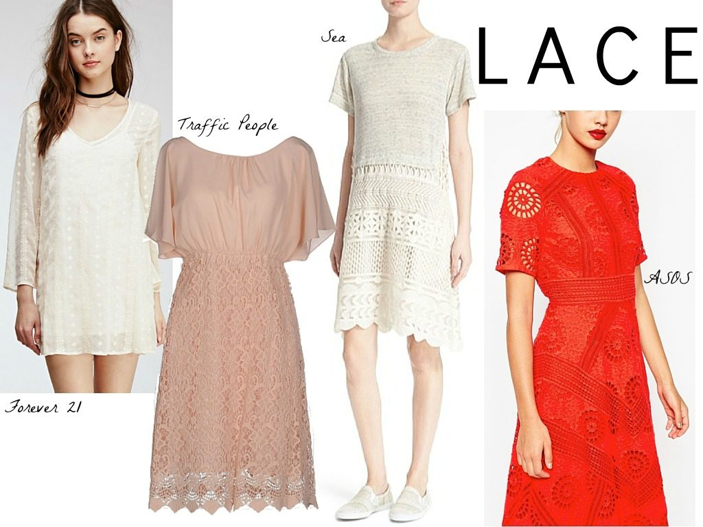 Lyst Lace