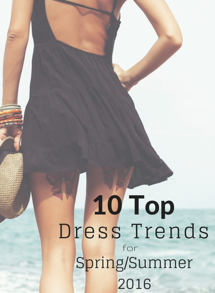 10 Top Dress Trends for Spring   with Lyst