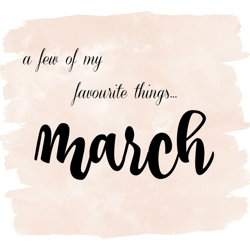 favesmarch