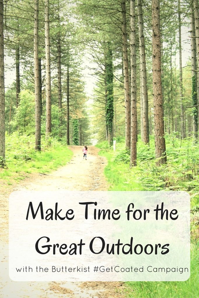 Make Time for the Great Outdoors with the Butterkist #GetCoated Campaign