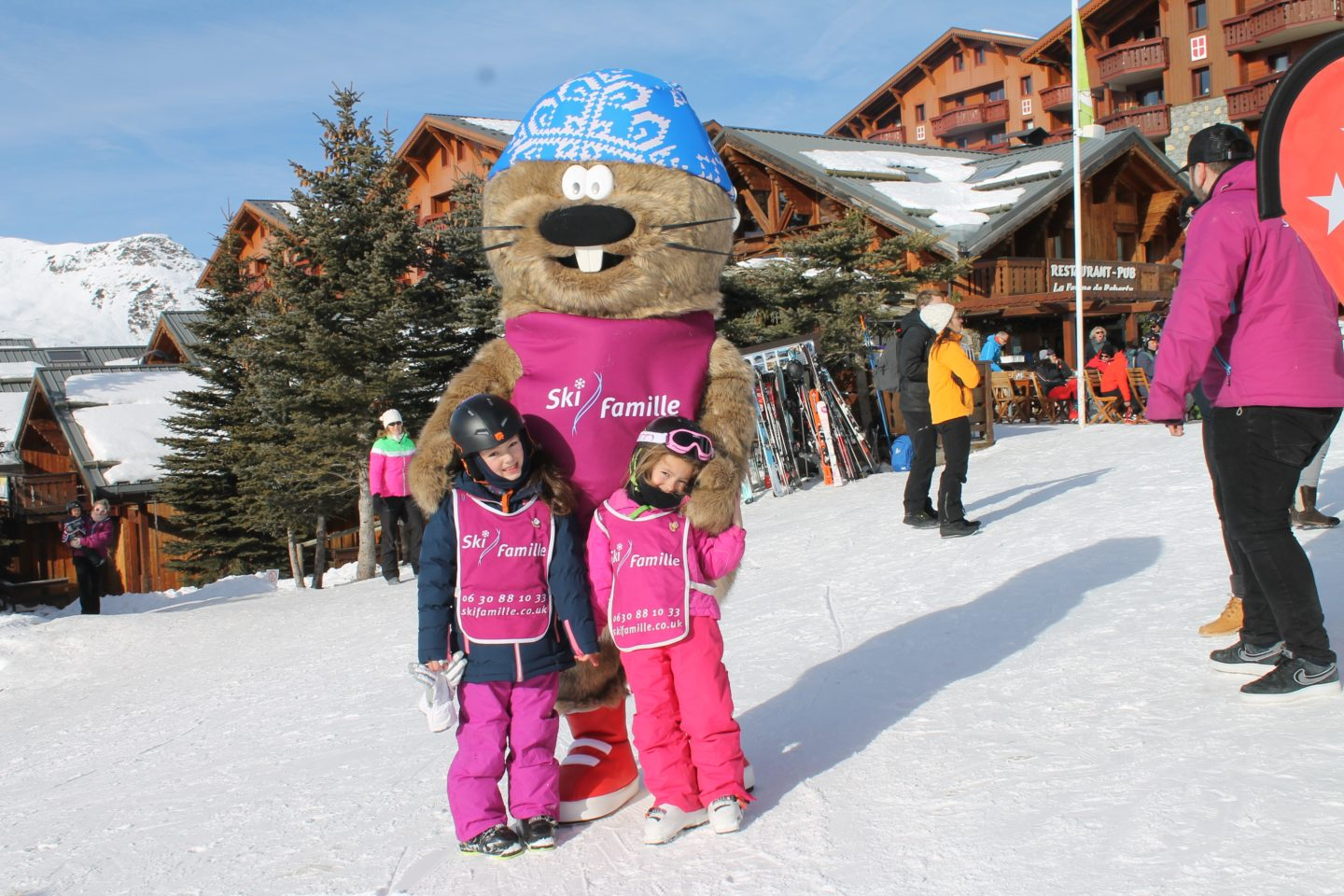New Year Family Ski Holiday